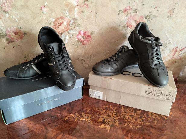 Мужские кроссовки, Tommy Hilfiger, США, Ecco, Дания, размер 43.