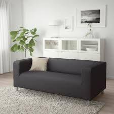 IKEA klippan - nowa sofa, kanapa (szary pokrowiec)