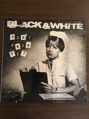 "Vinil "" Black&White"""