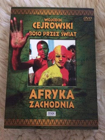 DVD Wojciech Cejrowski Boso przez świat - Afryka Zachodnia
