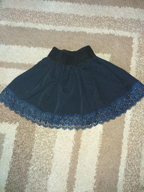 Школьная юбка на 10 -11 лет