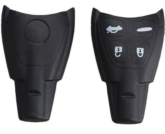 Obudowa kluczyka Saab 9-3 9-5, 93 95, 4 przyciski
