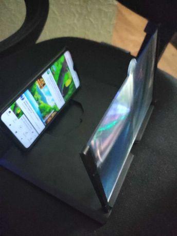 Увеличитель экрана смартфона новый 5D, увеличитель телефона