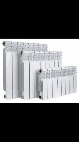 Радиатор биметаллический 500*80,500*96,300*80 стальной 11,22,33 тип!!!