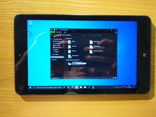 Планшет Lenovo ThinkPad Tablet 8 Win 10 1920х1200 IPS USB3.0 HDMI