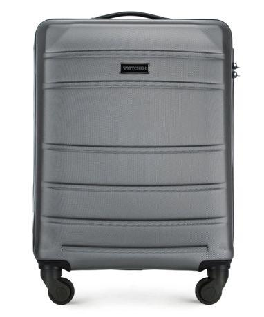 Wittchen walizka kabinowa nowa lekka na 4 kołach 56-3A-651-01 szara