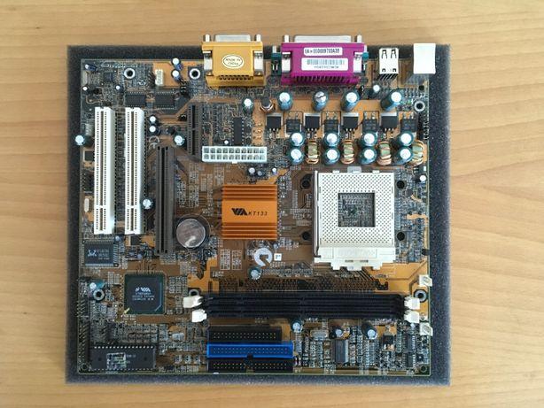 Motherboard PC Chips - K7 M805LR
