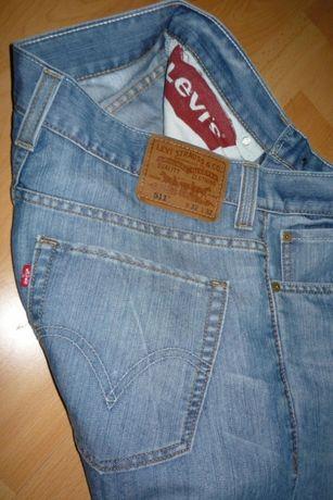 Spodnie Jeans młodzieżowe roz W32L32 * Levis Model 511