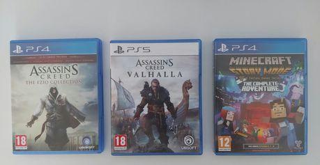 Jogos Playstation4 & 5