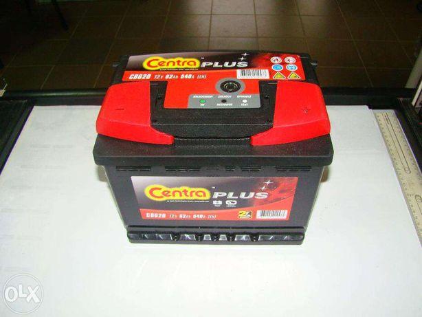 akumulator centra plus 62ah prawy plus prąd rozruchowy 540a