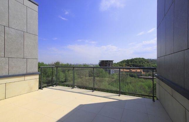 Роскошные видовые апартаменты 214м2 с террасой на Подоле!