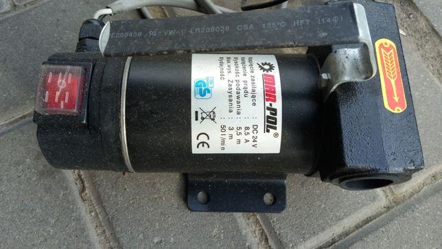Pompa do oleju paliwa 24V nowa