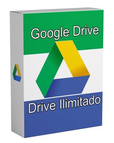 Vendo contas Google Drive Ilimitada. Acabe com a falta de espaço