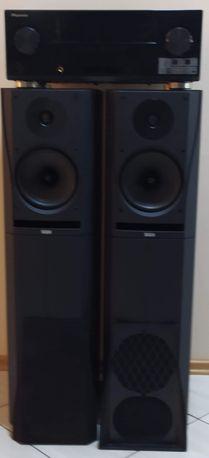 PIONEER 922K + B&W 305DM