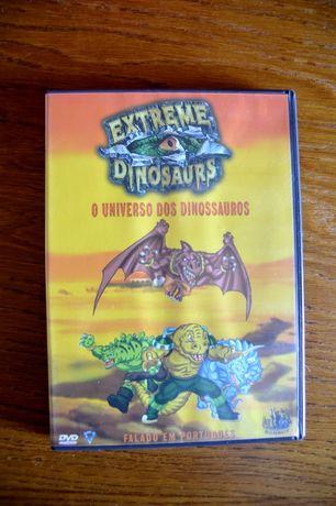 Extreme Dinosaurs - O Universo dos Dinossauros