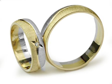 Złote Obrączki 585 I025 - CHORZÓW Jubiler Goldrun