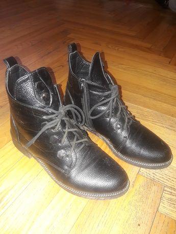 Ботиночки кожзам