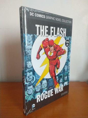 The Flash - Rogue War (HC Inglês)