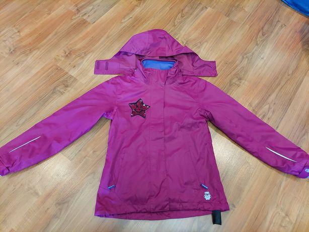 Детская куртка , весенне-летняя ветровка 2 в 1.