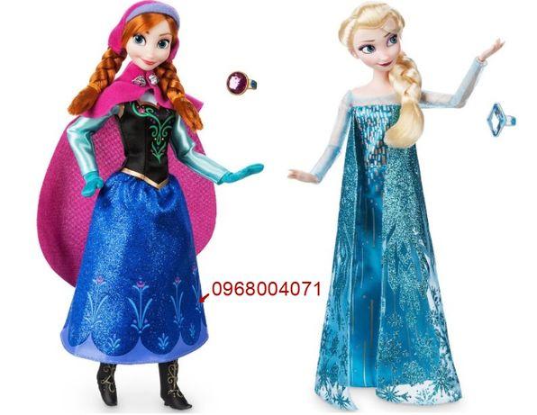 Кукла Эльза Дисней Анна Anna Elsa Disney куклы frozen оригинал ельза