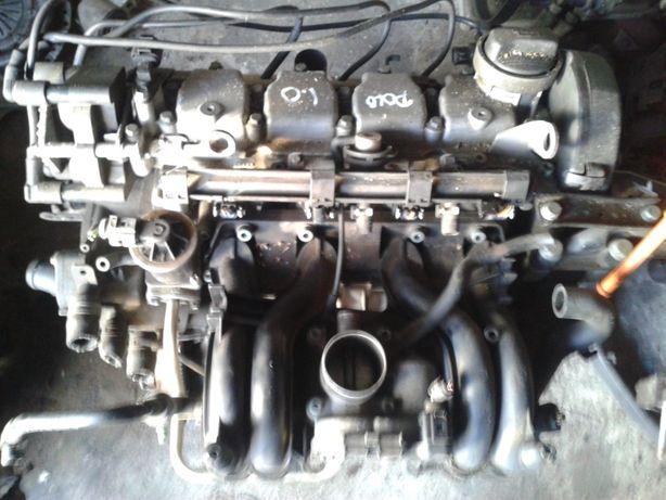 VW Polo silnik kompletny 1.0