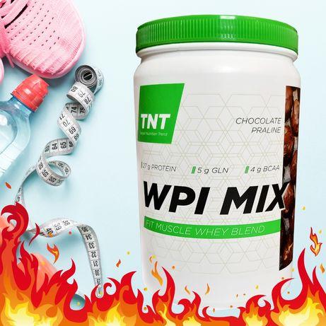 WPI MIX (Изолят + Гидролизованный изолят + Казеин), Польша
