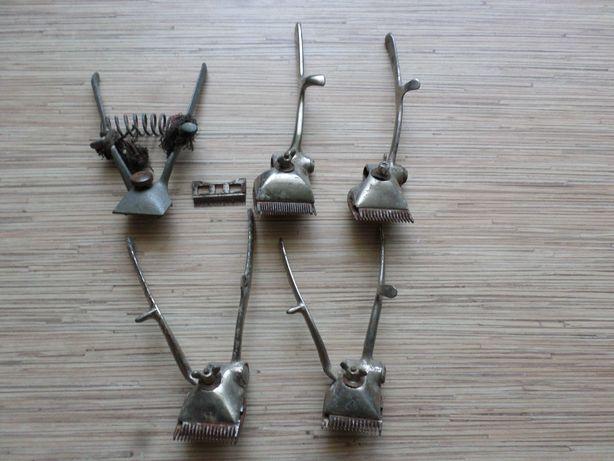 Ручная машинка для стрижки волос  (2 шт +3 на запчасти )