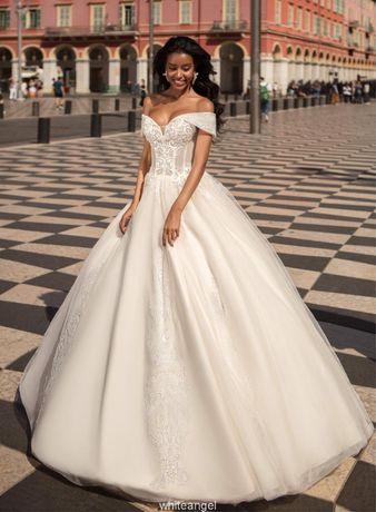 Свадебное брендовое платье Anna Sposa