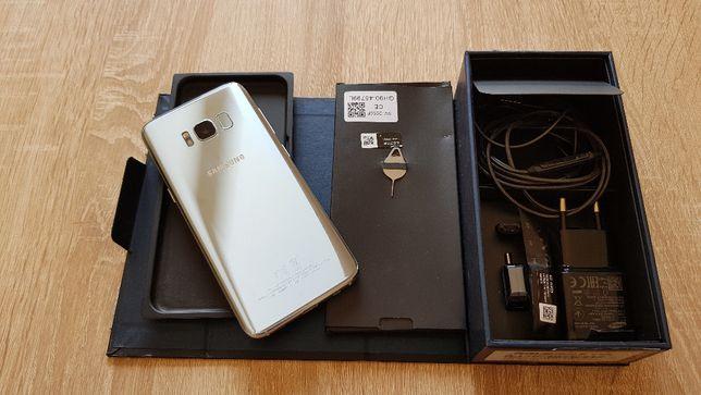 Samsung Galaxy S8 gwarancja do 28.10