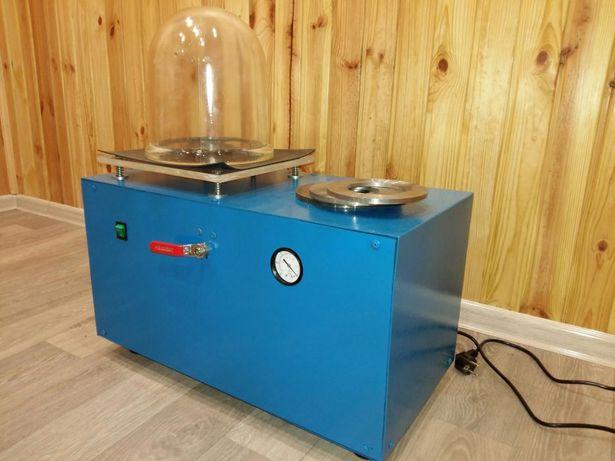 Вакуумная литейная машина для ювелиров (литейка )