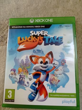 Super luckys Tale Xbox one Pl