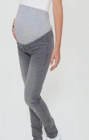 jeansy ciążowe, spodnie ciążowe