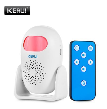 Сигнализация KERUI M120 Smart 100 дБ PIR