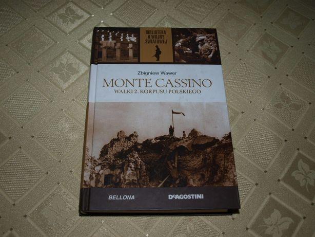 Monte Cassino. Walki 2 Korpusu Polskiego