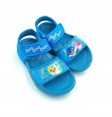 BABY SHARK Sandały, sandałki rozmiary klapki