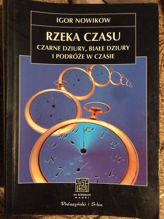 Rzeka czasu Igor Nowikow Świdnica - image 1