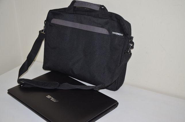 Torba na laptopa 40 x 30 Medion nowa na dokumenty aktówka
