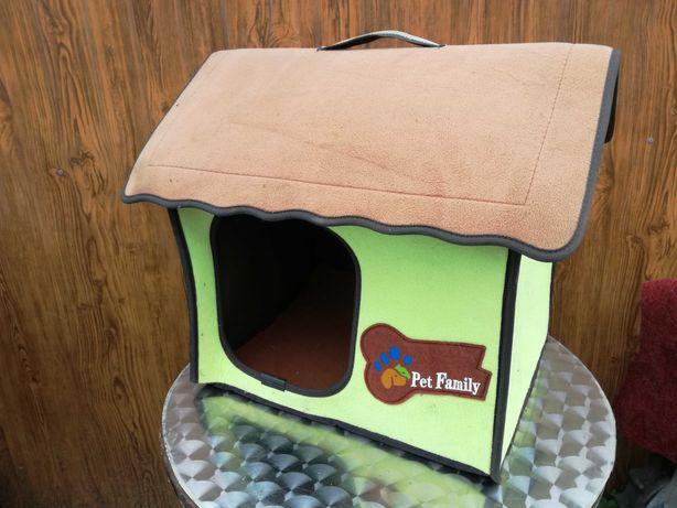Domek legowisko dla psa kota Pet Family