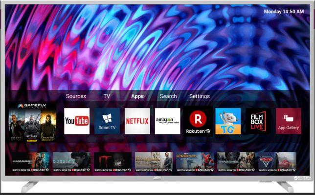 TV telewizor Philips super obraz i długa gwarancja - youtube netflix