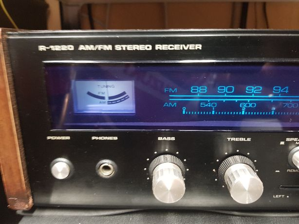Superscope Marantz Receiver