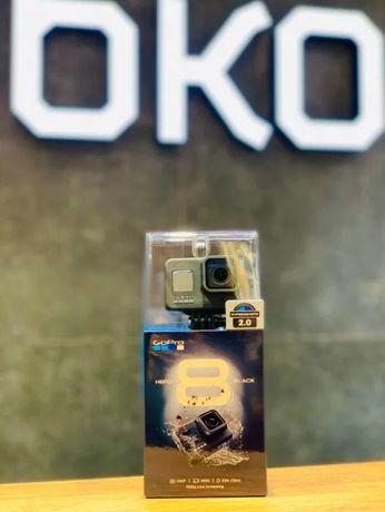 Екшн-камера GoPro Hero 8 (Black)
