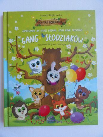 Gang słodziaków część 3 książka