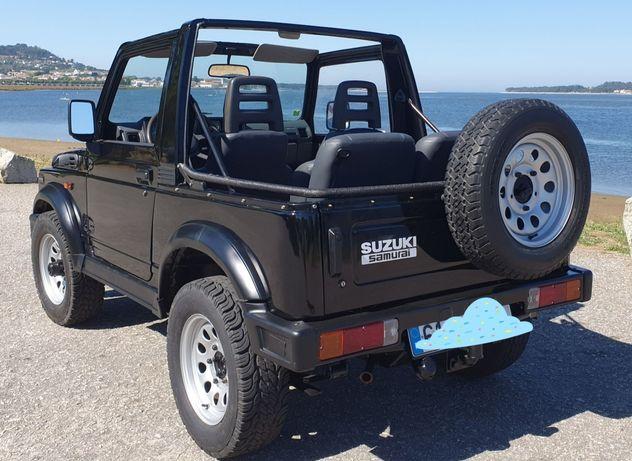 Suzuki Samurai SJ 410