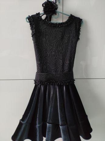 Платье бейсик  до 128