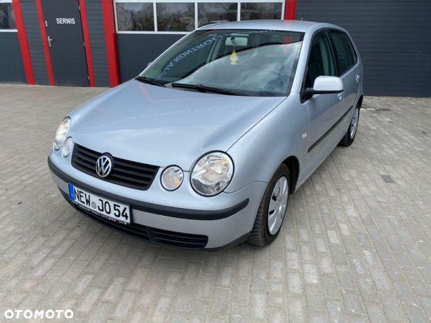 Volkswagen Polo 1.2 benzyna klima piękny stan