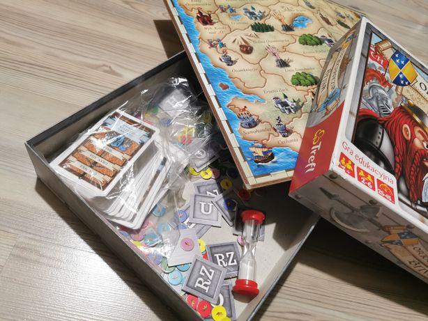 Ortograficzną bitwa gra planszowa edukacyjna