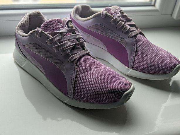 Puma кроссовки оригинал 40.5 размер 25-25.5см Вьетнам