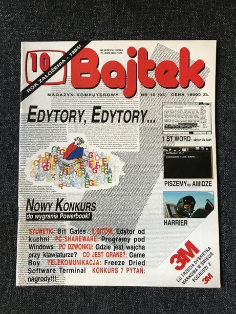 BAJTEK Czasopismo - 1995-98
