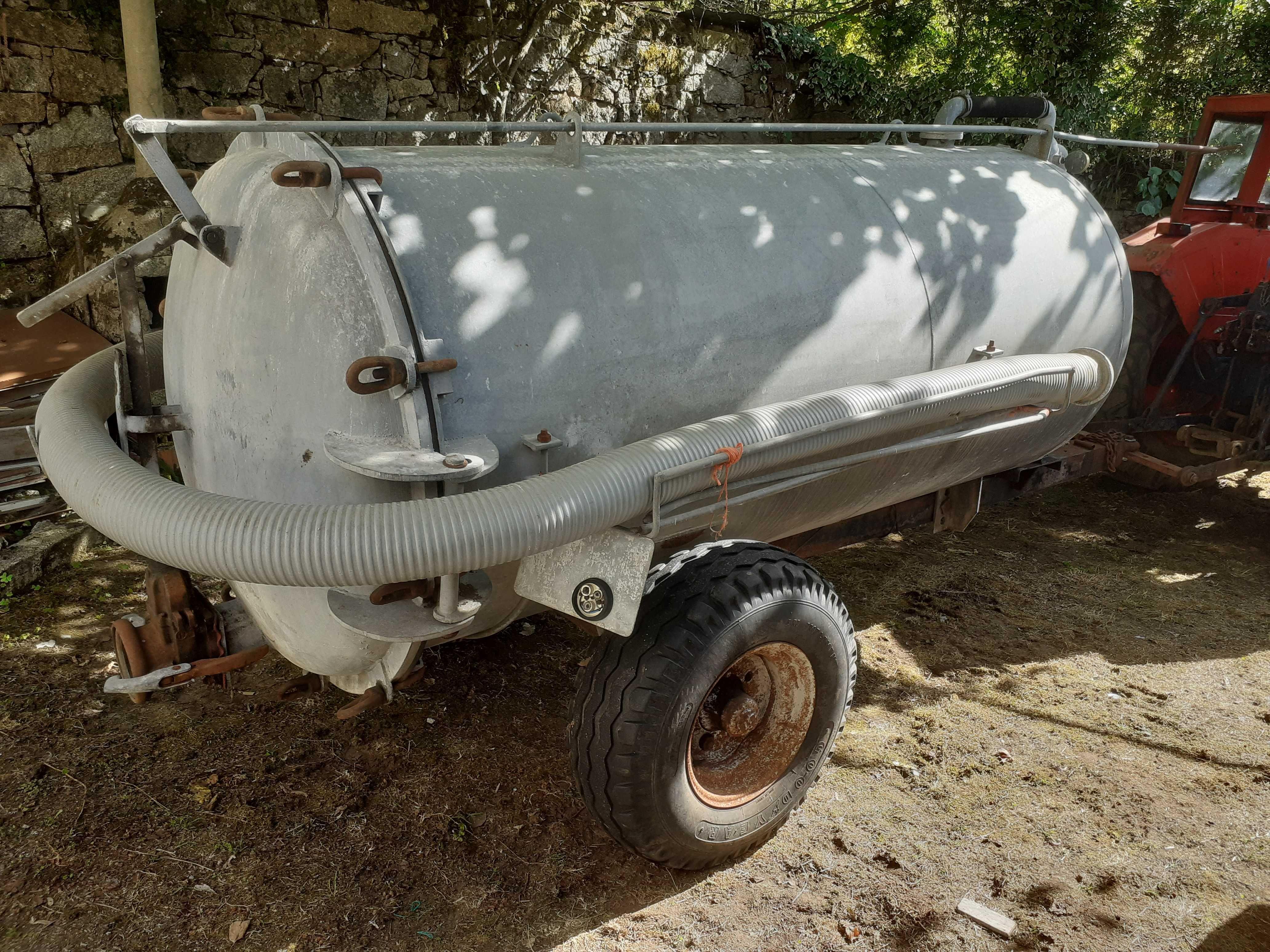 Cisterna Usada Para venda
