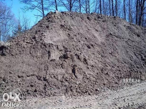 Usługi koparka,transport,żwir,kamień,kliniec,gruz,piasek,ziemia,humus,